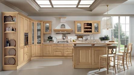 cucina veronica in legno