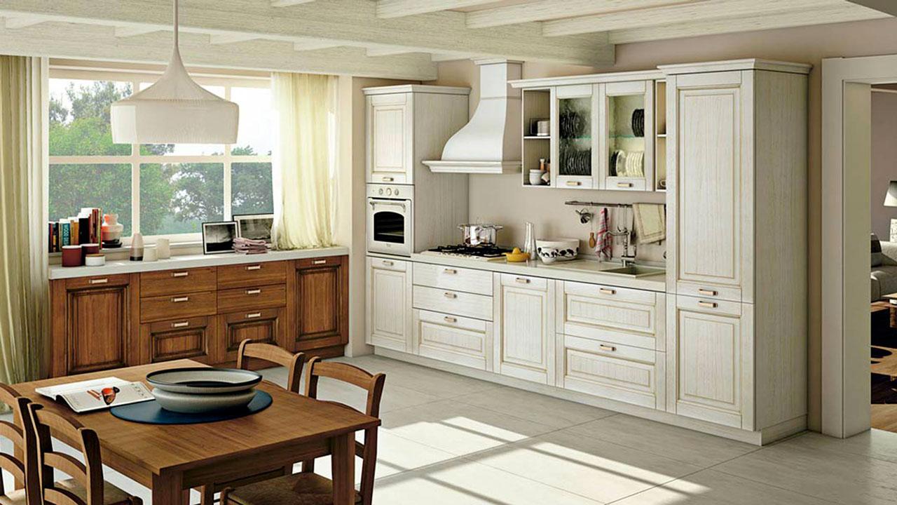 cucina oprah legno classico