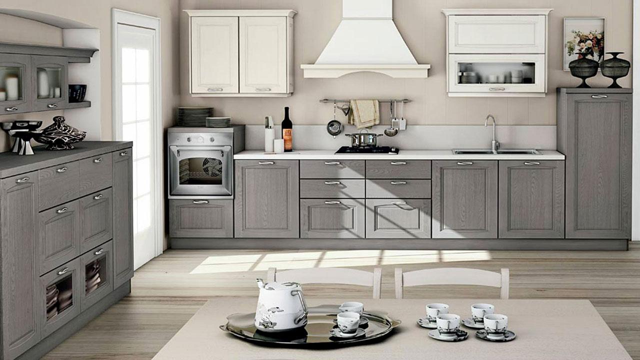 cucina raila legno grigio